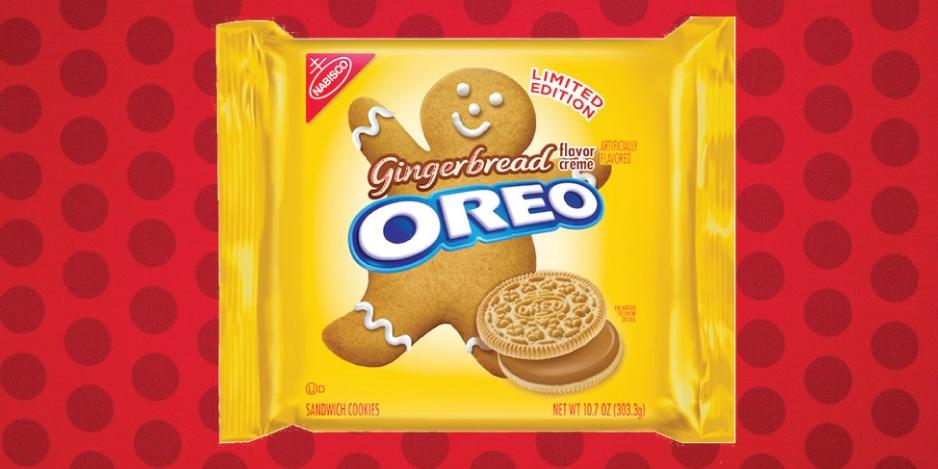 Target على تويتر My3wordhappiness Exclusive Gingerbread Oreos