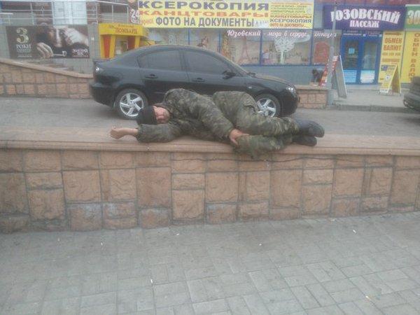 День 3 ноября на Донбассе прошел напряженно - боевики 9 раз обстрелял наши позиции, - пресс-центр АТО - Цензор.НЕТ 6789