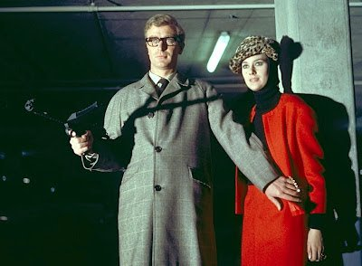 Stunning Image of Michael Caine and Sue Lloyd in 1965