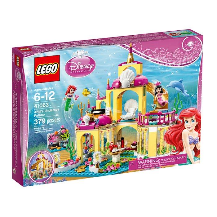 конструктор lego disney princesses 41055 золушка на балу в замке