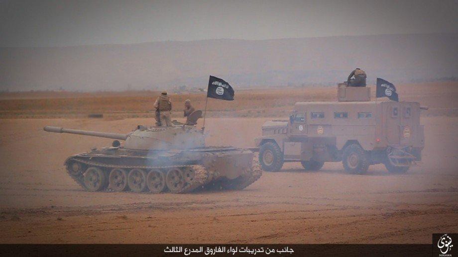 IRAQ - Fight on Islamic State: News #1 - Page 32 CS6Qn7NUkAAo5wp