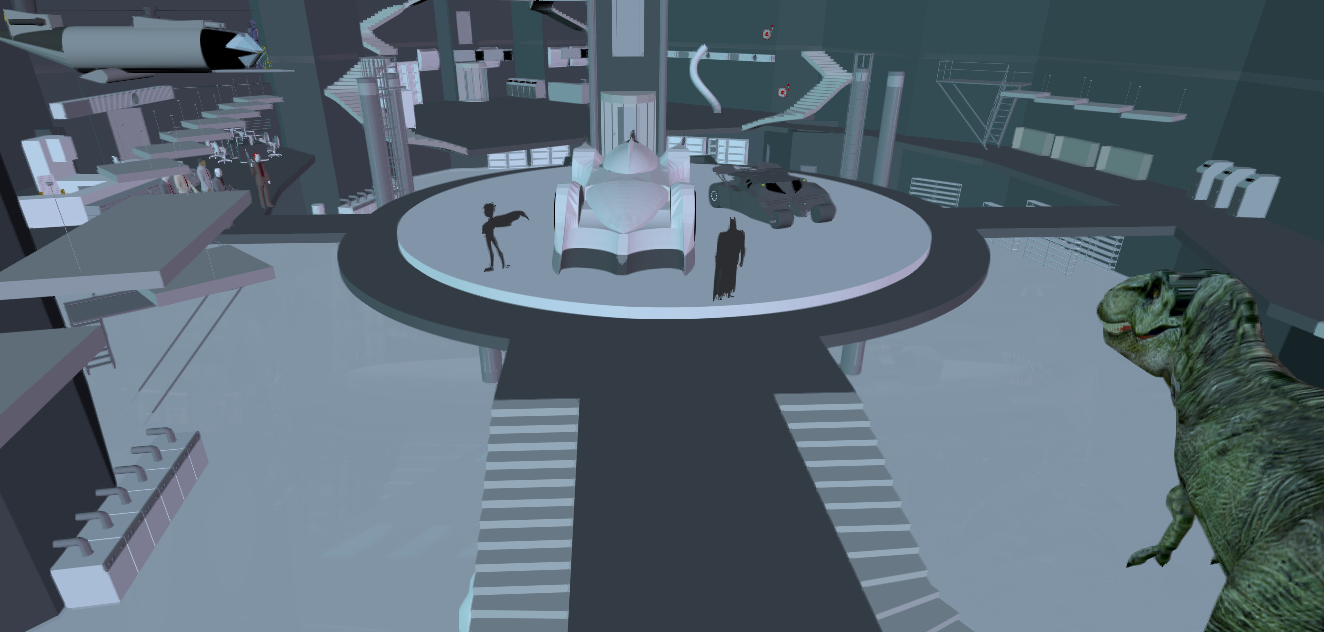 Sketchfab On Twitter Archdaily Check Out The Floor Plans For Superheroes Houses The Batcave By Archionline Https T Co Jai3f7y1ft Https T Co S6sy7qm9la