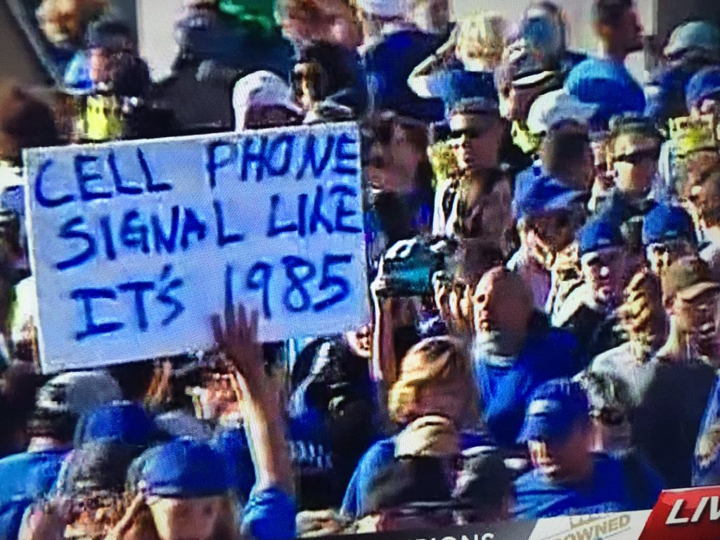 By far the best sign at #RoyalCelebration #TookTheCrown https://t.co/dKYeU25BTo