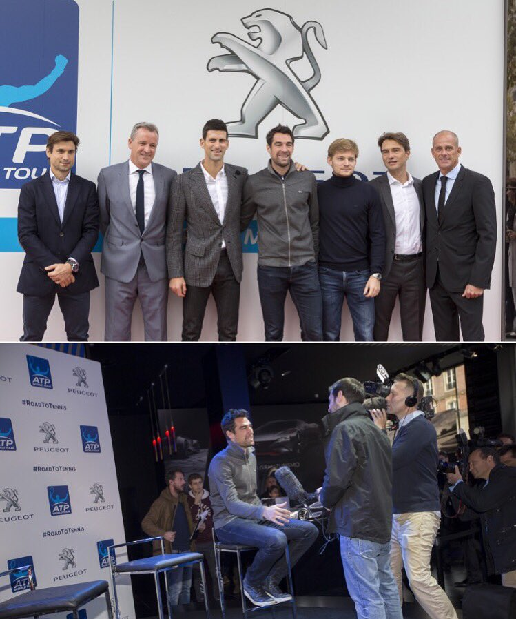 Really happy and proud to be part of the @Peugeot family !