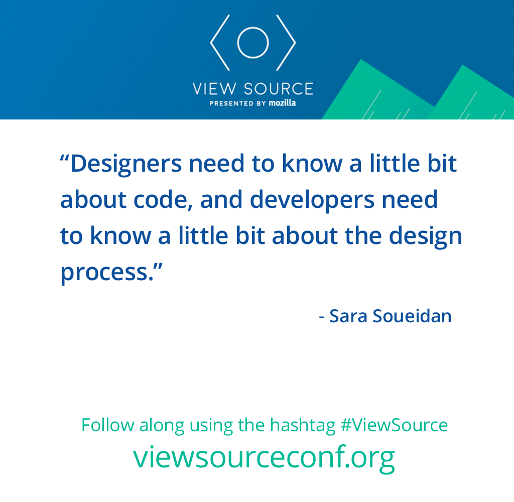Designers and developers can work together to close the knowledge gap when using SVG. #ViewSource @SaraSoueidan https://t.co/rgDygieEET