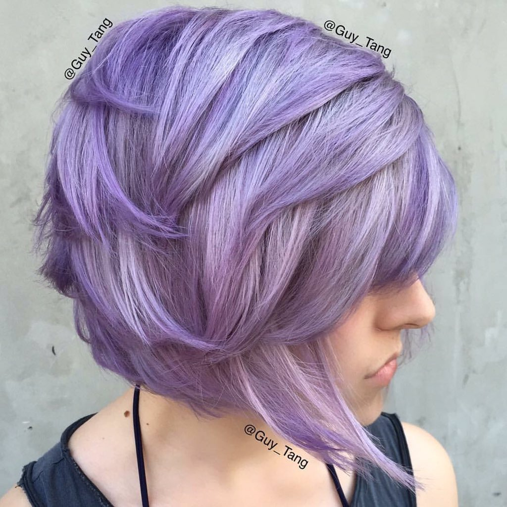 Guy Tang On Twitter Quot Metallic Violet W Kenra Haircare