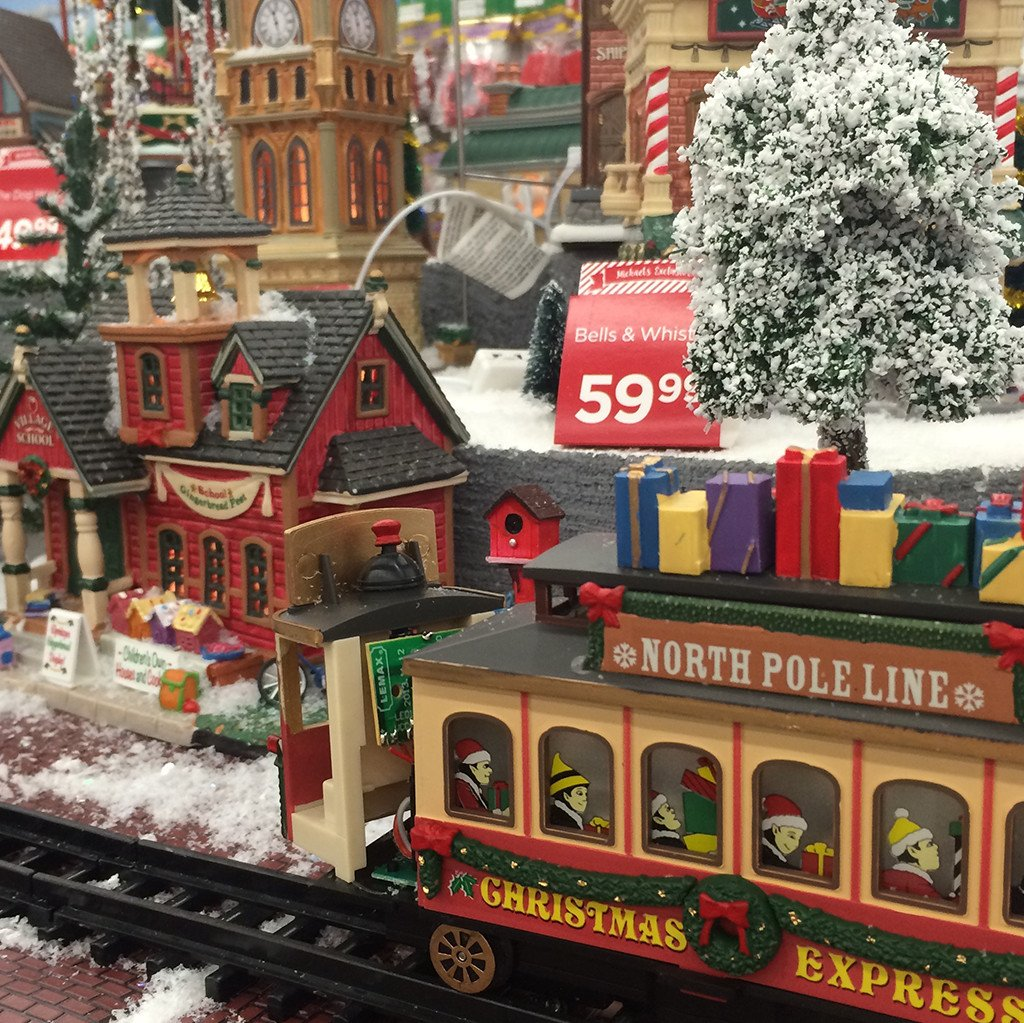 today httpwwwmichaelscomshop christmas decorlemax village collectioncmaslemaxcm_mmcsocial _ twitter _ nov _ seasonalproduct pictwittercom - Christmas Village Sets Michaels