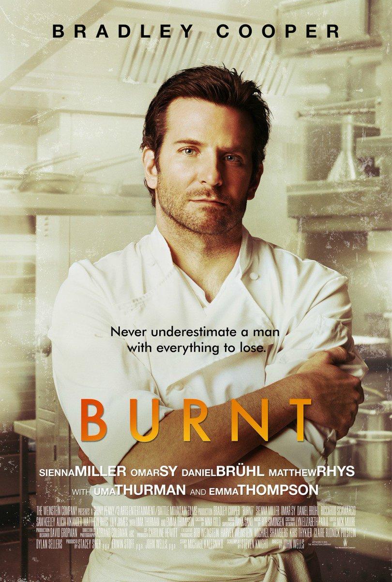 Want tix to @BurntMovie? RT & follow for a chance at a pair of tix to #BurntMovie! Rules: https://t.co/Pggv9qqXzX. https://t.co/qREOWQP6ku