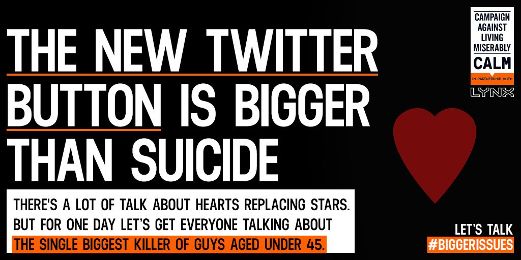 #TwitterHeart or #TwitterStar; let's try to address the #BiggerIssues today. Lend your voice https://t.co/YSskFFmjaS https://t.co/lV7DdZN1FL
