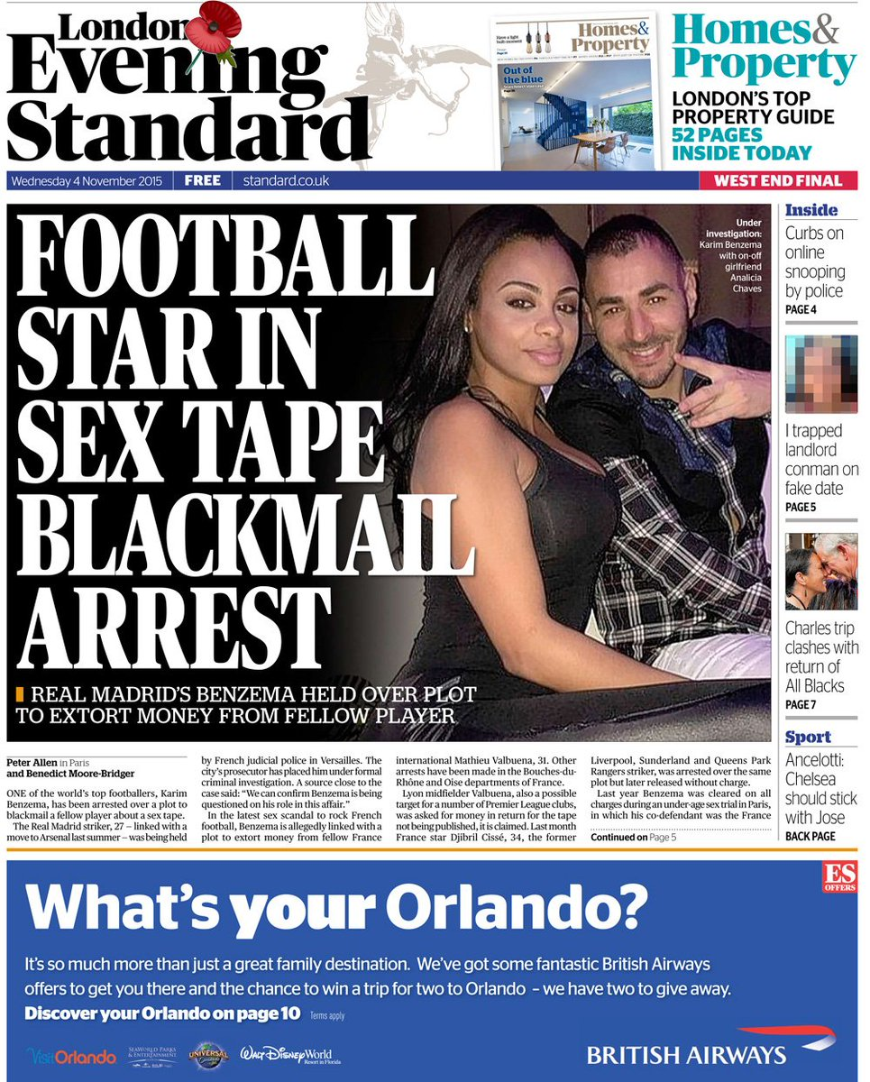 Evening standard newspaper dating