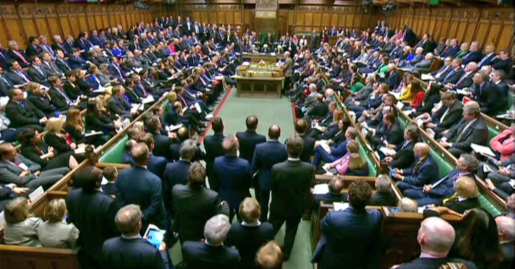 I'm so embarrassed by the behaviour of our MP's today, especially the Prime Minister. Jeering, insults, lies. #PMQs https://t.co/TGORmAKcct