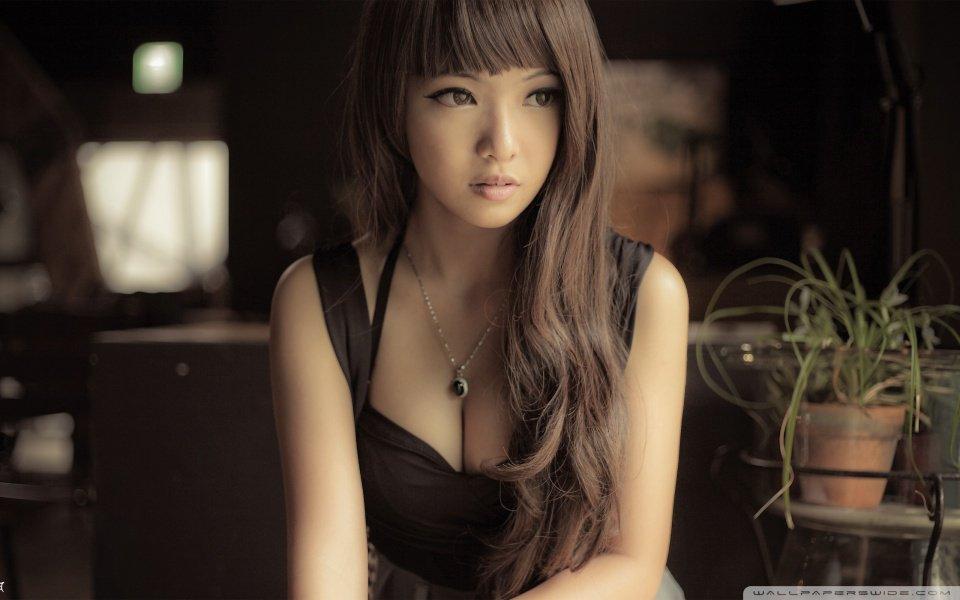 фото красивых девушек азиаток