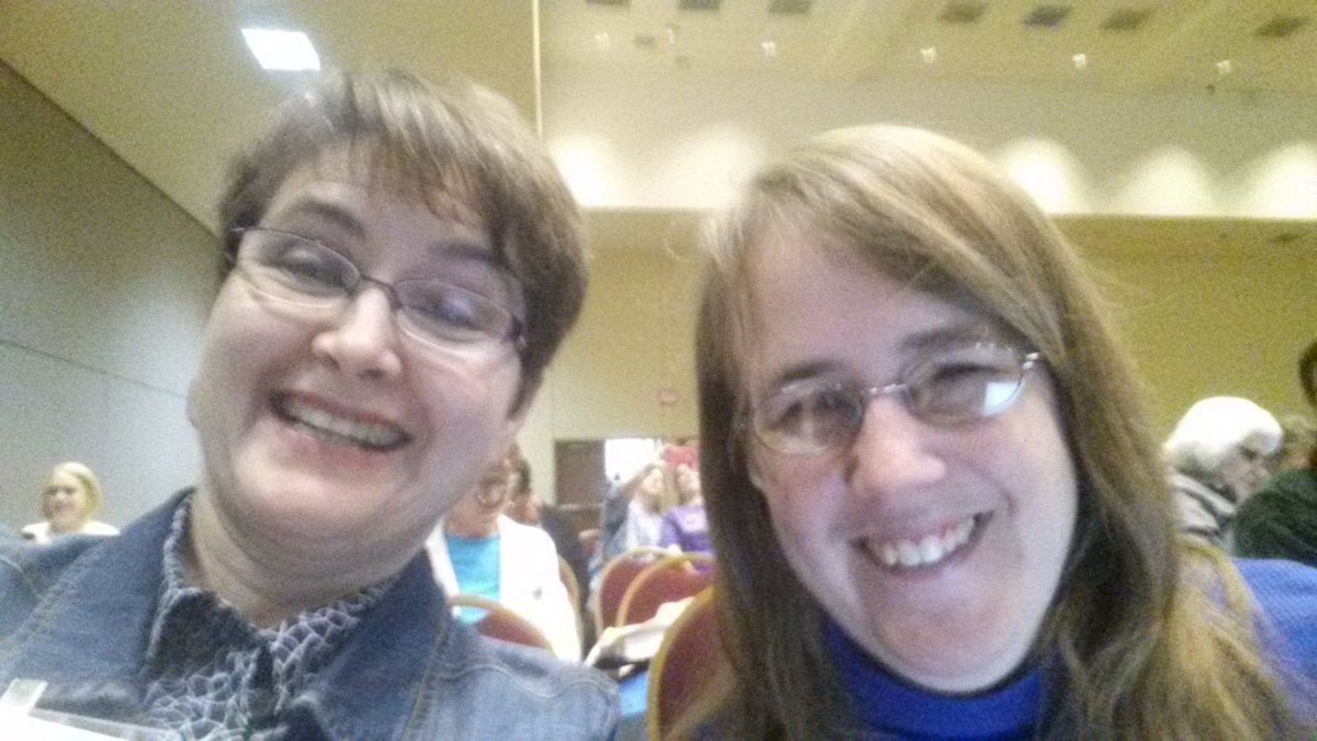 At #NCSLMA15 excited to learn new things!! https://t.co/xh7njObA8K