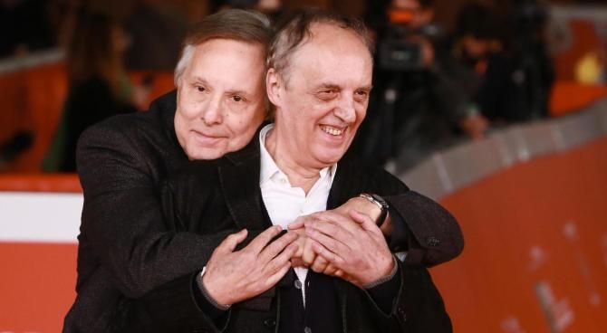 .@WilliamFriedkin and Dario Argento at the Rome Film Festival might my my favorite Halloween image from 2015: https://t.co/XAcOvfELkD