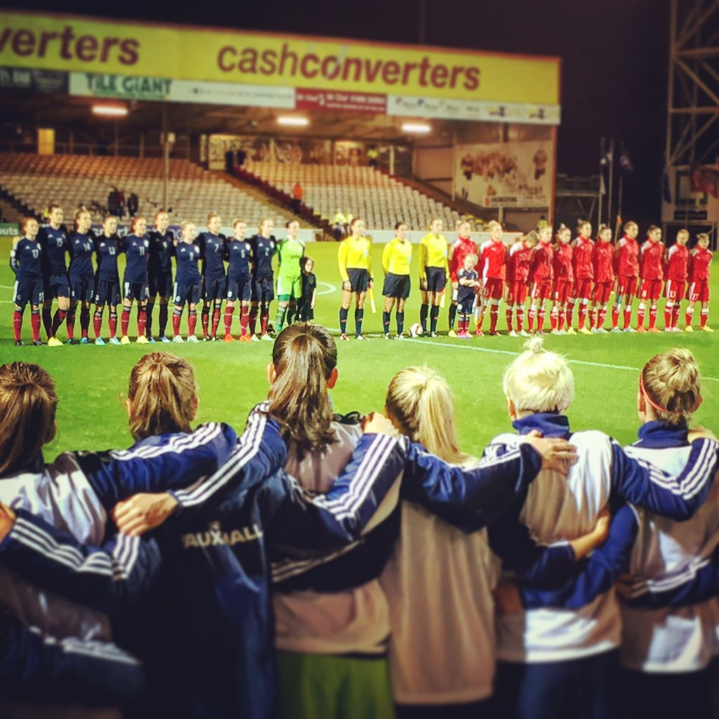 After 2 games @ScottishFA Women top Euro qual group. 2 wins, 10 scored, 0 conceded. Superb stuff. Macedonia next... https://t.co/TjqAwFDNgk