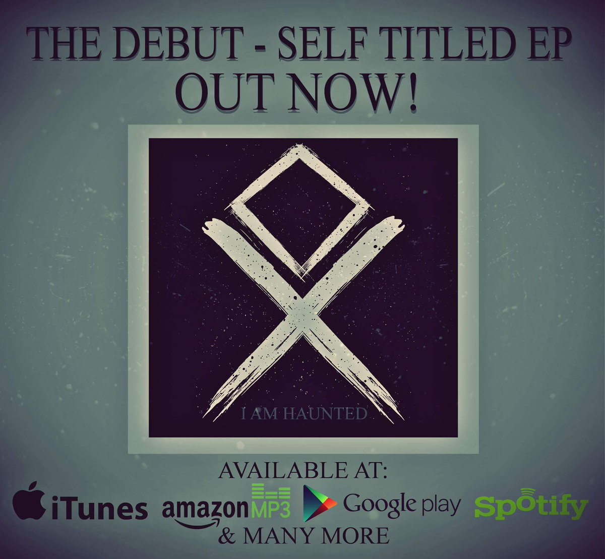 Our EP is out now! Go pick it up, and RT! https://t.co/ommtsTUEAs