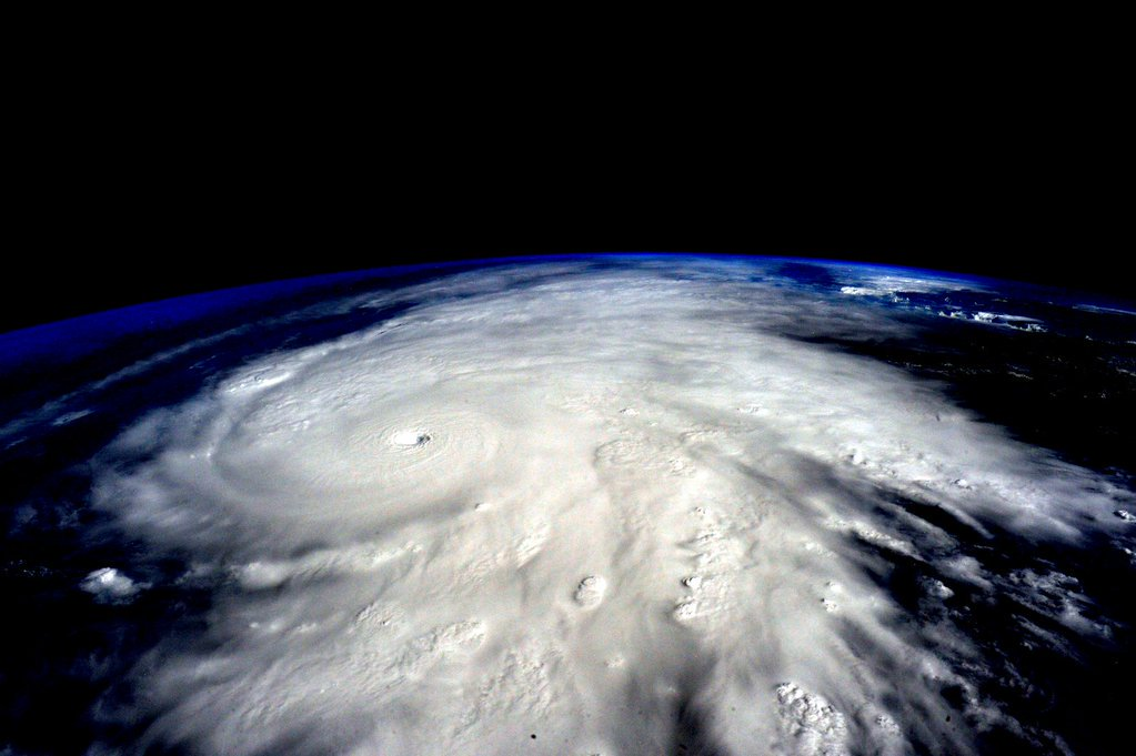 View of #HurricanePatricia from Space Station earlier today courtesy astronaut Scott Kelly https://t.co/Z9u4jNXYLY