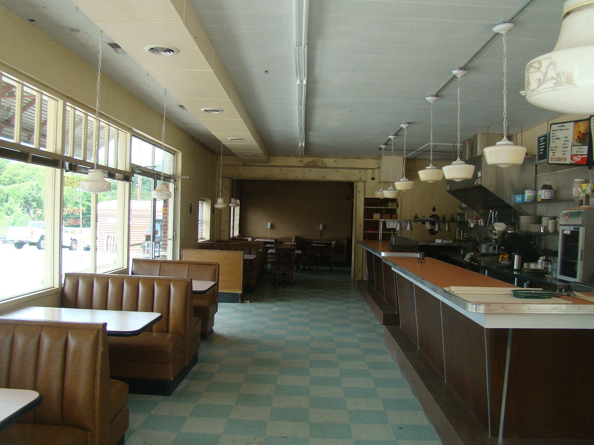 Miles Diner Banshee