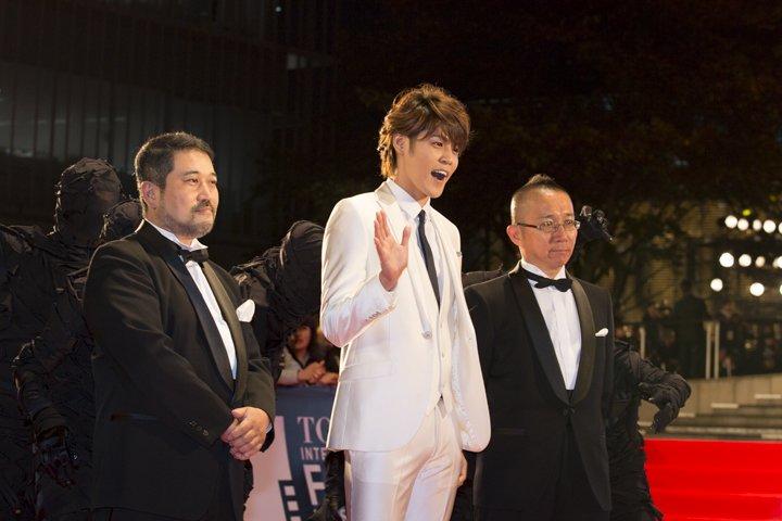 【画像で楽しむイベントレポート】第28回東京国際映画祭レッドカーペットファンを熱くする人気者編ではひときわファンの声援の大きかった登壇者をピックアップhttps://t.co/XDOnvjHhVH https://t.co/833EvCmF7b