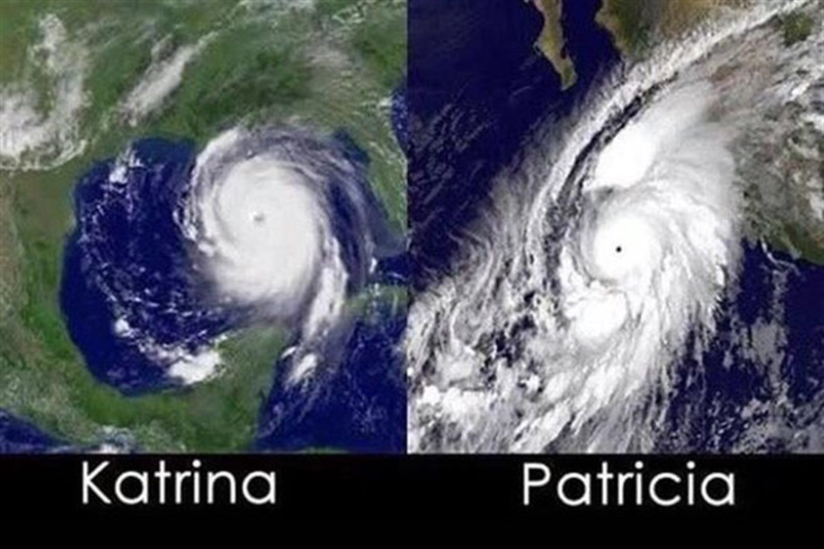 #HurricanePatricia is one huge storm! https://t.co/Cfdj57Do7F https://t.co/pNxJPFH98w