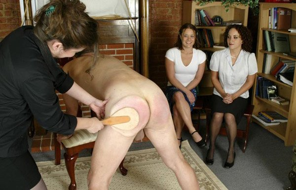 female led relationship spanking