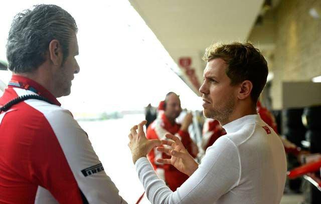 Video divertente: Vettel (Ferrari) manda a quel paese il cameraman