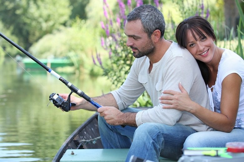 Когда муж на рыбалке фото