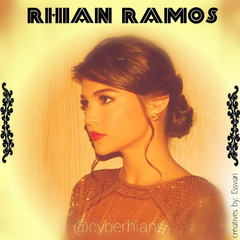 Truly thankful to Rhian Ramos for highlighting this HT tht helps a good cause #ALDubEBTamangPanahon ctto: cyberhians https://t.co/egUuHydOK0