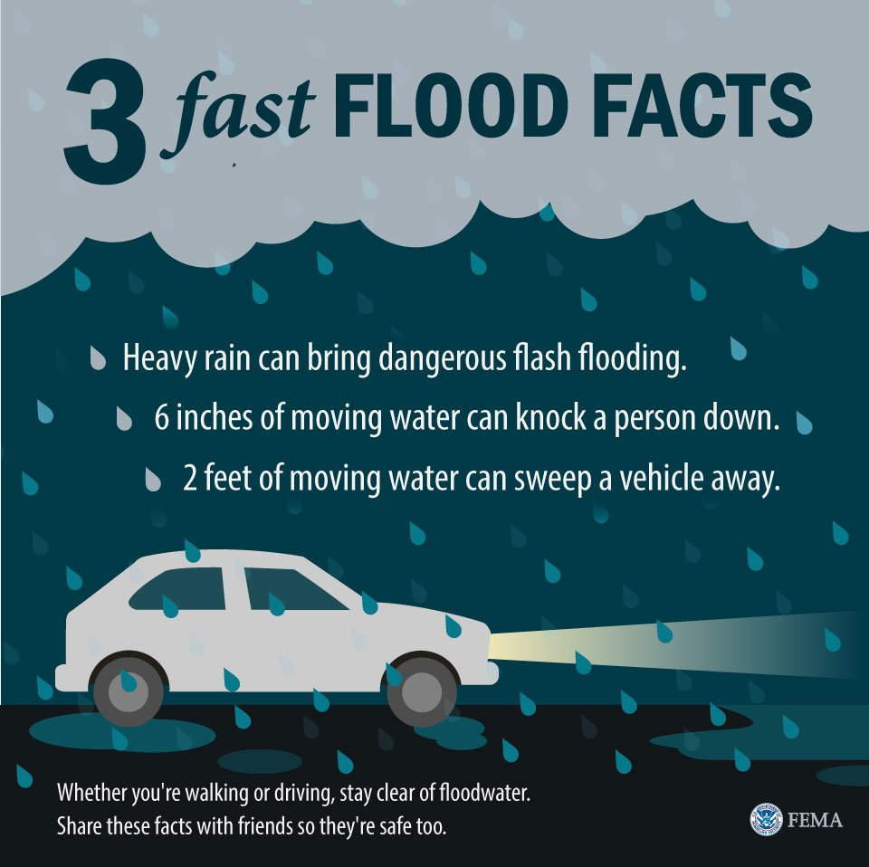 #TADD Flash flooding continues & many water rescues have been reported in Texas. Avoid driving into high water. https://t.co/fpLpCVudtu