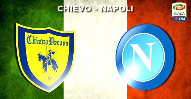 Chievo-NAPOLI Streaming Rojadirecta: orario Diretta oggi Serie A.