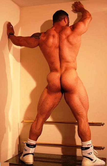 RT @Bear_Cop: Beautiful ass.... #GayMuscle https://t.co/Udc8F8HAdk
