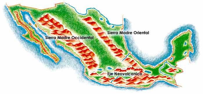 México cuenta con barreras naturales que protegen contra huracanes. La Sierra Madre occidental hizo lo suyo.  ;) https://t.co/WWrBJTISdo