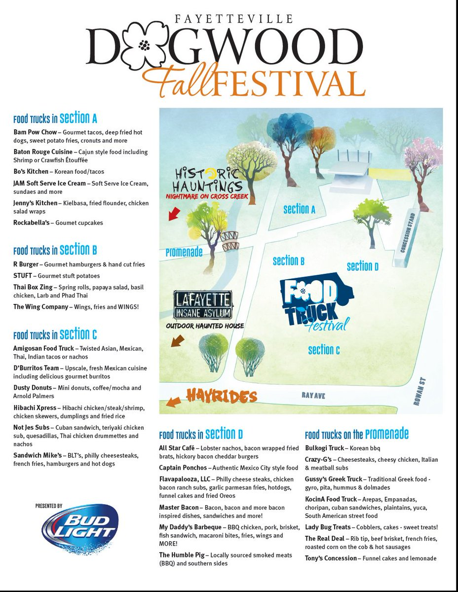Dogwood Festival on Twitter: \
