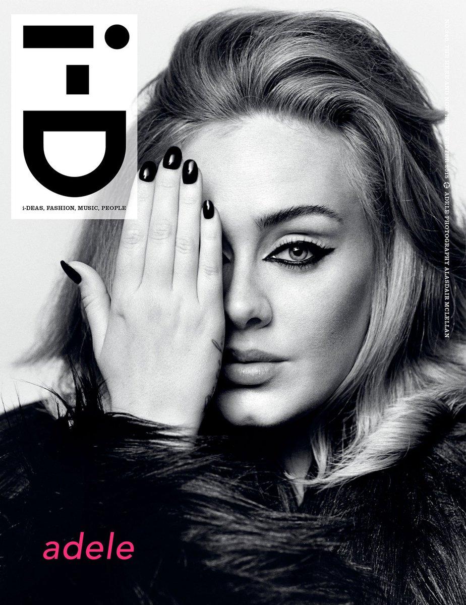 Adele I Believe: Adele (@Adele)