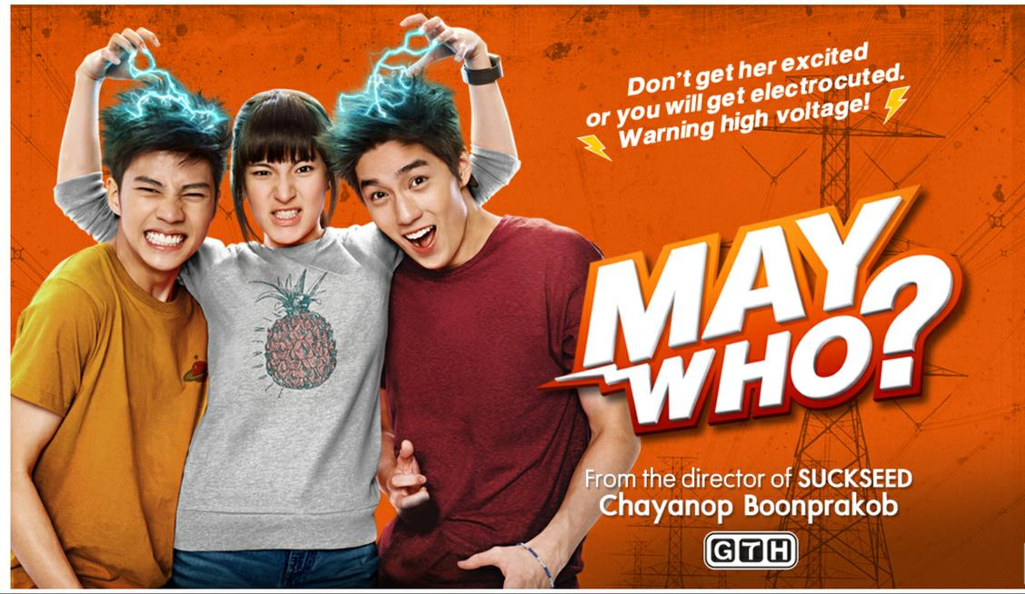 "CGV Cinemas a Twitter: ""May Who komedi Thailand dari sutradara Suckseed,  masih tayang di CGV blitz. Watch it now ! https://t.co/LU9O15qMUB"""