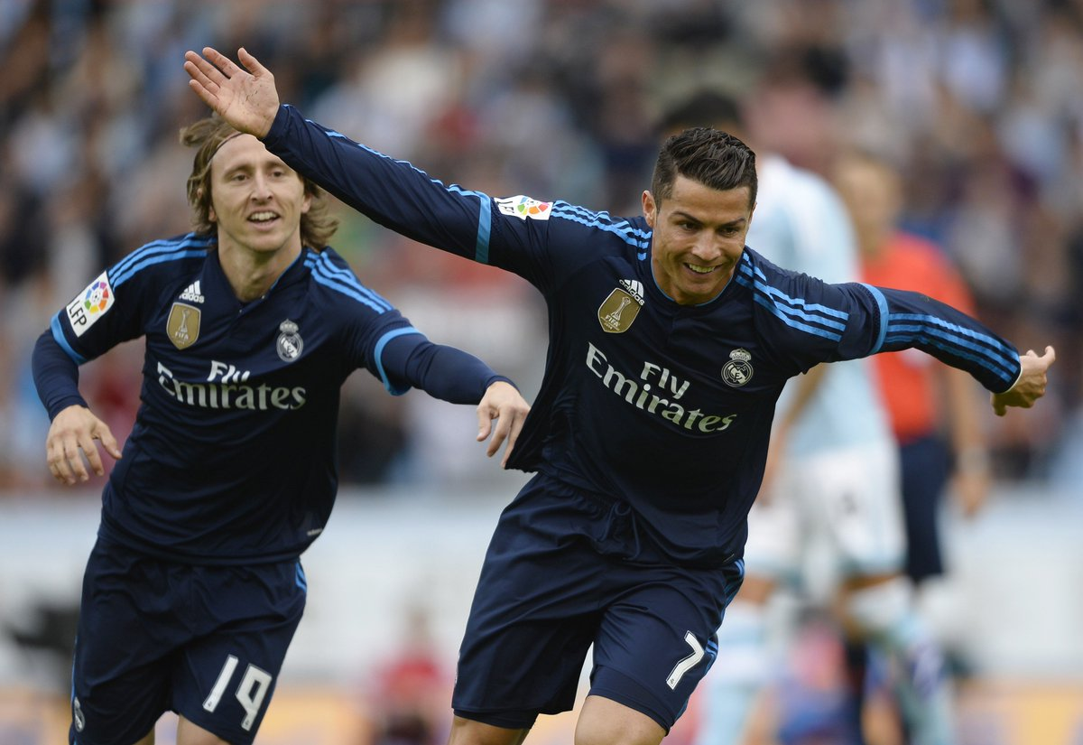 Video: Celta de Vigo vs Real Madrid