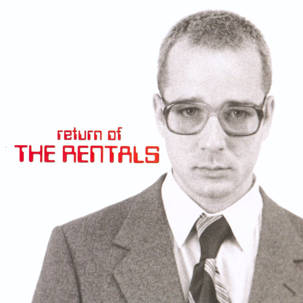 Return Of @TheRentals was released 20 years ago, today. https://t.co/zRgZqAB9yn