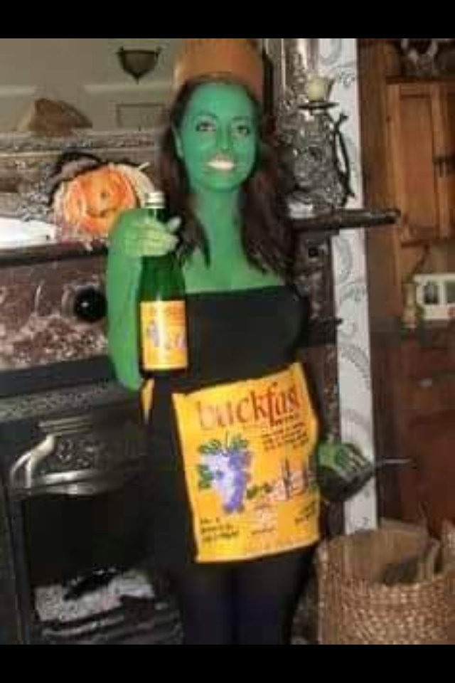 jimuk g on twitter right girls perf halloween costume scottish halloween halloweenparty buckfast bucky drunk drinking httpstcosiouhtyulm - Scottish Girl Halloween Costume