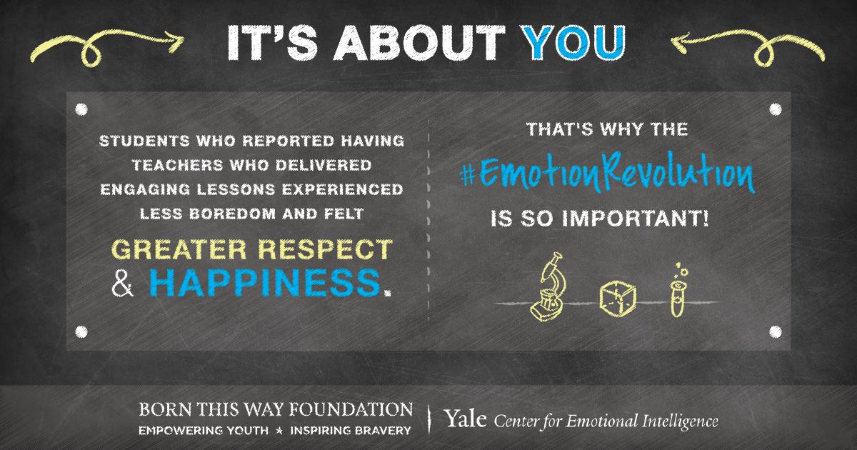 How do YOU feel in school? #EmotionRevolution https://t.co/gCJHdIsstk