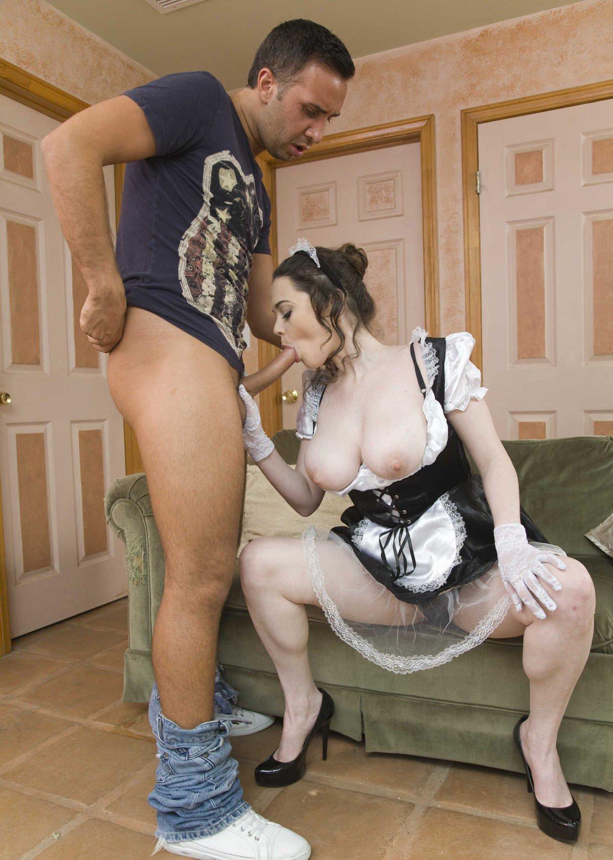 maid suck cock web sex gallery