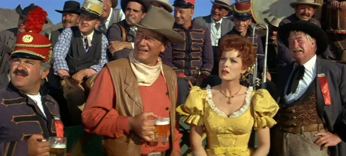 Farewell to the spirited #MaureenOHara https://t.co/avGh7fqh3H https://t.co/KlWVSJsOxJ