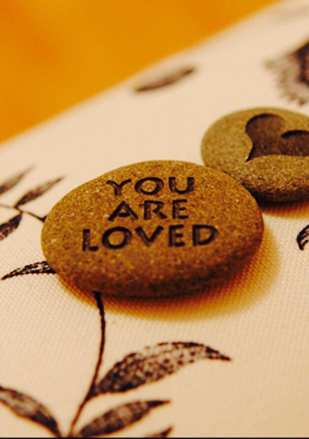 You are loved ~ remember that. ~Barb https://t.co/cLvKiw94ZM