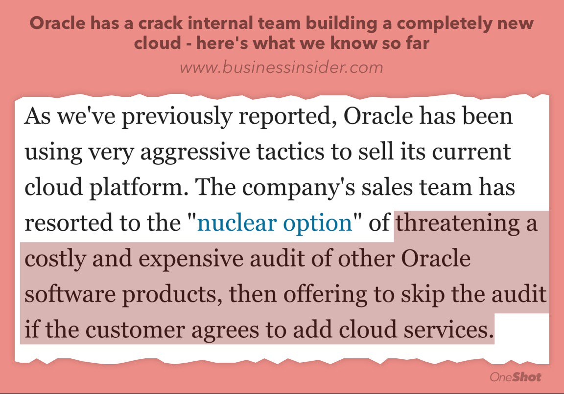 A #CIO should do as much as possible to avoid doing business with a company like this. https://t.co/jzbNBEFEan https://t.co/ubCBCZespx