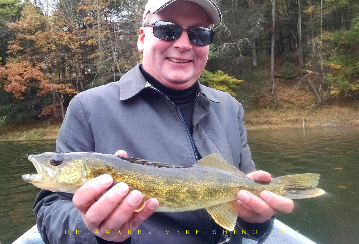 Tony ritter on twitter catskills ole slorer with a nice for Delaware river fishing