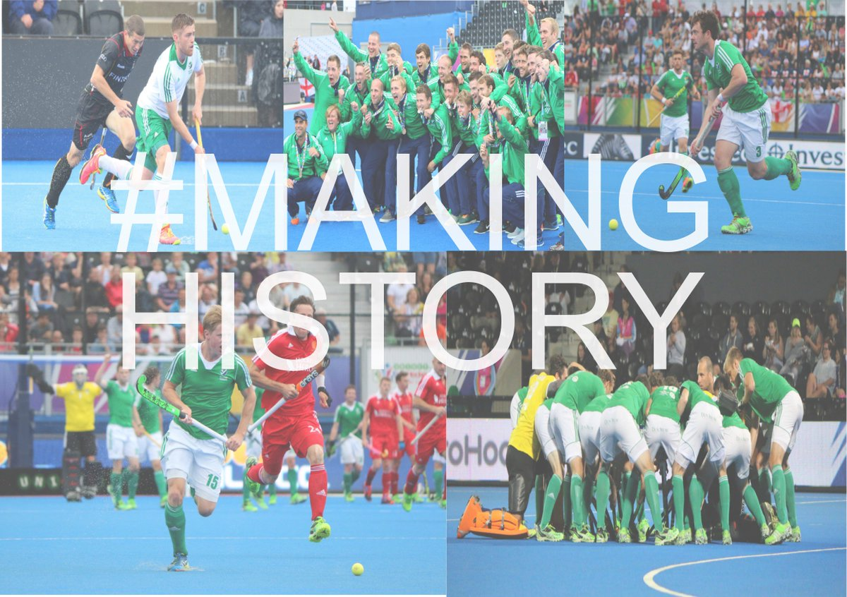 """It's testament to what @IreMenHockey have achieved on + off the pitch"" @Nedstar5 https://t.co/SojJa3pdgy https://t.co/aNz4LVO5wH"