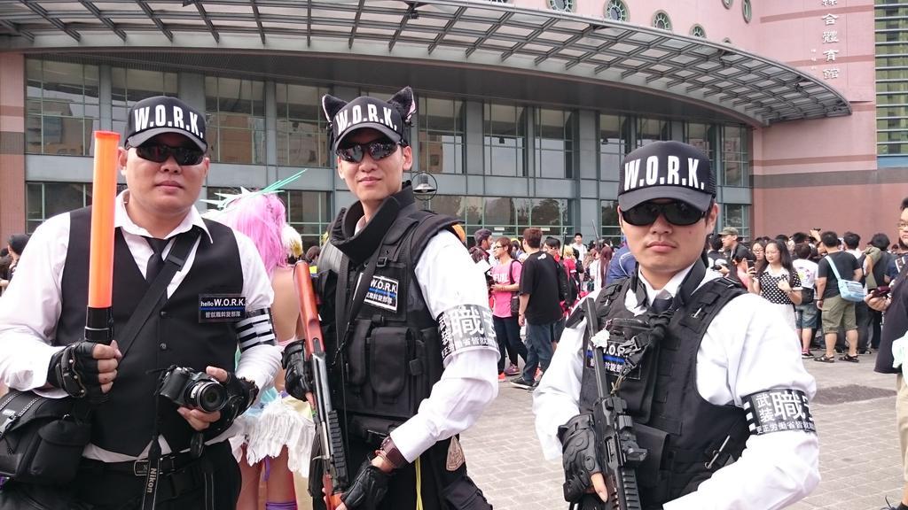 台北にて、自宅警備隊N.E.E.T.の敵対勢力hello w.o.r.k.を発見した。厚生労働省強い(確信 https://t.co/SOGFr8Wux4