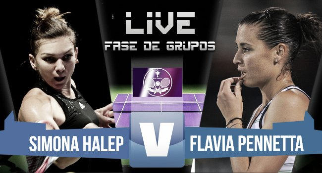 Tennis US Open: Flavia Pennetta vs Simona Halep info Streaming Gratis e Diretta Video Live TV oggi a New York.
