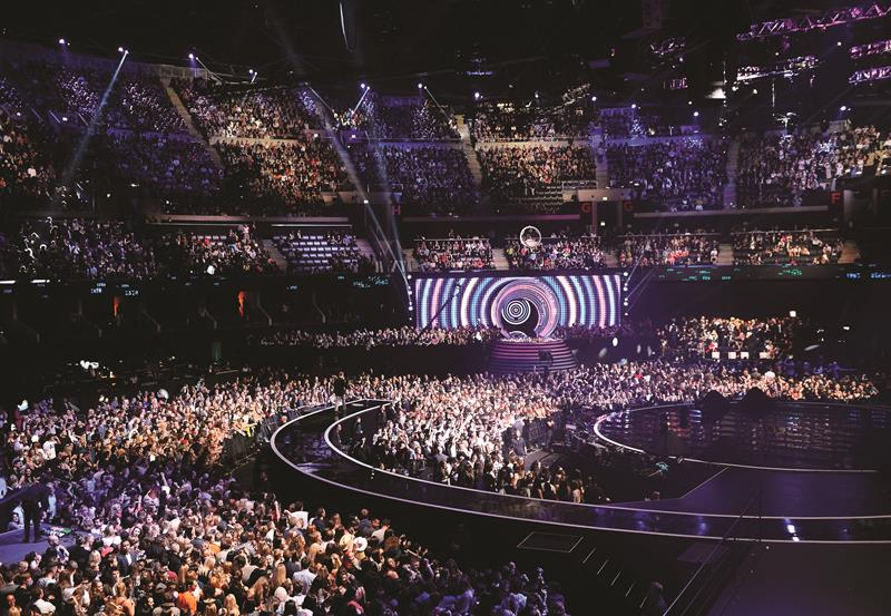 BREAKING: @MTVEMA komt terug naar #Rotterdam! Volgend jaar op 6 november in #Ahoy! #MTVEMA https://t.co/eGKXeuJEMJ