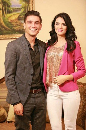 TV presenter @Lina_Qishawi speaks out on preparing to marry Arab Idol's @MohammedAssaf89: https://t.co/KGmytvyQzJ https://t.co/CuEZy1ASkN