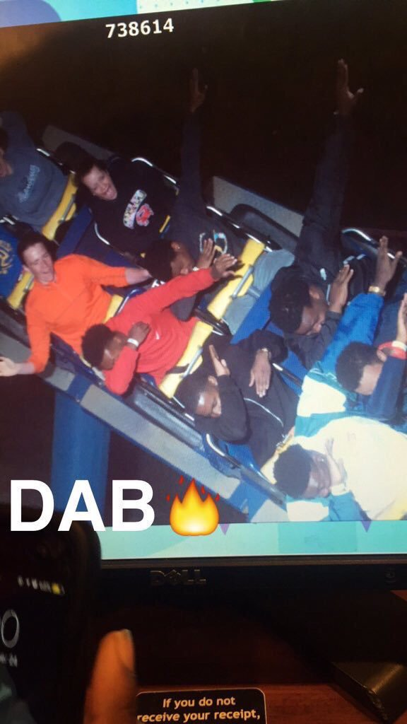 You see . Atlanta makes the world go round. If you think differently lmk. #DAB. https://t.co/YZJSOUyrfM